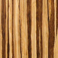 strand woven mixed color bamboo
